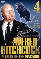 Alfred Hitchcock: 4 Tales Of The Macabre