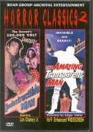 Horror Classics #2: Indestructible Man/Trans.Man