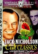 Jack Nicholson: Cult Classics
