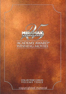 Academy Award Winning Movies: Collectors Series Volume Three