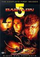 Babylon 5: Seasons One - Four