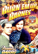 Burn Em Up Barnes: Volume 2