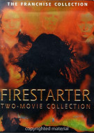 Firestarter Two Movie Collection