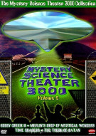 Mystery Science Theater 3000 Collection: Volume 5