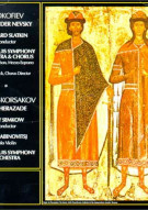 Prokofiev: Alexander Nevsky/Rimsky-Korsakoff: Scheherazade