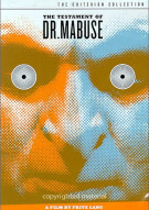 Testament Of Dr. Mabuse, The: The Criterion Collection