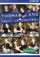 Thomas Lang: Creative Control 2 DVD Set