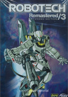 Robotech Remastered: Volume 3 - Limited Edition - Macross Collection 3