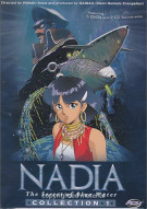 Nadia: Secret Of Blue Water - Collection 1 + CD