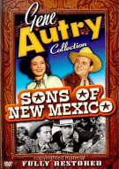 Gene Autry Collection: Sons Of New Mexico