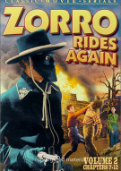 Zorro Rides Again: Volume 2 (Chapters 7-12)