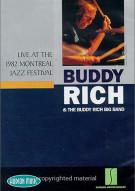 Buddy Rich: Live 1982 Montreal Jazz Festival
