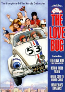 Herbie: The Love Bug - Four Film Collection