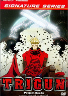 Trigun 6: Project Seeds - Signature Series
