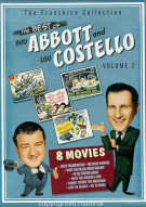 Best Of Bud Abbott & Lou Costello, The: Volume 3