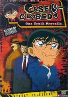 Case Closed: Season 4, Volume 1 - Deadly Illusions