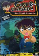 Case Closed: Season 1, Volume 1 - The Secret Life Of Jimmy Kudo