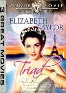 Vintage Movie Classics: Elizabeth Taylor - Triad