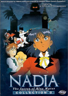 Nadia: The Secret Of Blue Water - Collection 2 + CD