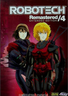 Robotech Remastered: Volume 4 - Macross Collection 4