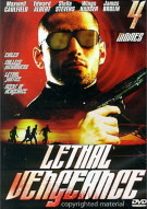 Lethal Vengeance: 4 Movie Set