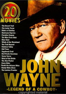 John Wayne: Legend Of A Cowboy - 20 Movie Set