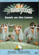 Three Stooges, The: Goofs On The Loose