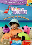 Curious Buddies: Exploring At The Beach
