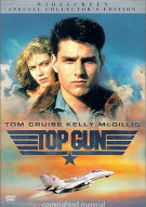 Top Gun (Widescreen): Special Collectors Edition