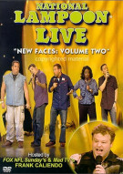 National Lampoon Live: New Faces - Volume 2
