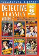 Detective Classics Vol. 2 (6 DVD Box Set) (Alpha)