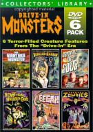 Drive-In Monsters (6 DVD Box Set) (Alpha)