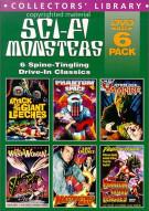 Sci-Fi Monsters (6 DVD Box Set) (Alpha)