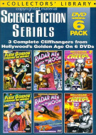 Science Fiction Serials (6 DVD Box Set) (Alpha)