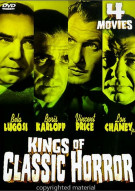 Kings Of Classic Horror  4 Movie Set