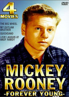 Mickey Rooney: Forever Young -  Movie Set