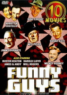 Funny Guys 10 Movie Set