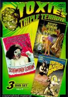 Toxies Triple Terror: Volume 4