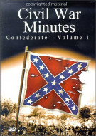 Civil War Minutes: Confederate - Volume 1