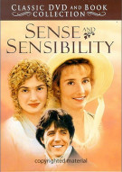 Sense And Sensibility: Classic DVD And Book Collection