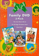 Animated Christmas Classics 3 Pack Giftset