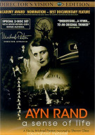 Ayn Rand: A Sense Of Life - Directors Vision Edition (2 Disc Set)