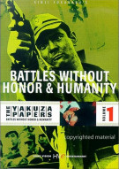 Yakuza Papers, The: Battles Without Honor and Humanity - Volume 1