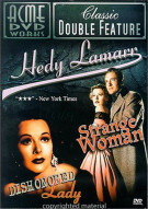 Hedy Lamarr Double Feature: Strange Woman / Dishonored Lady
