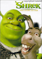 Shrek: The Story So Far - 4 Disc DVD Collection