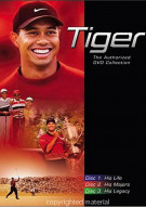Tiger: The Authorized DVD Collection (3 Disc Set)