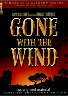Gone With The Wind: 4 Disc Collectors Edition