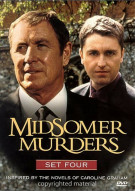 Midsomer Murders: Set 4