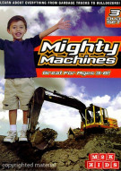 Mighty Machines 3 Pack