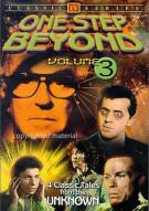 One Step Beyond: Volume 3 (Alpha)